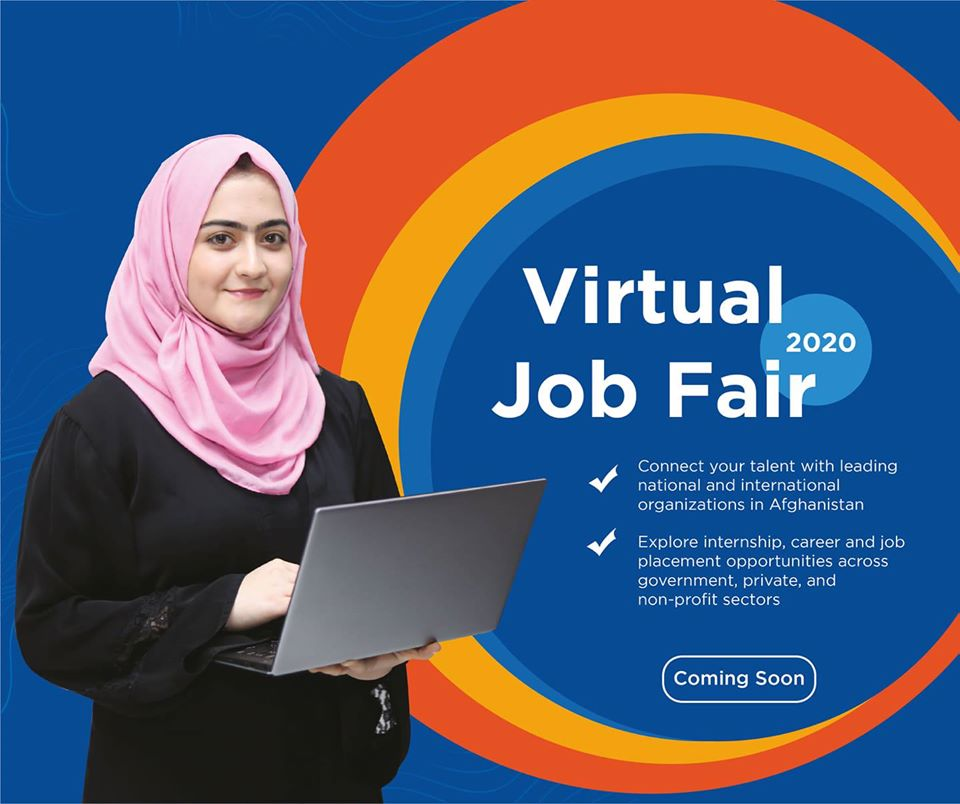 Kardan University Organizes the First Virtual Job Fair (2020)