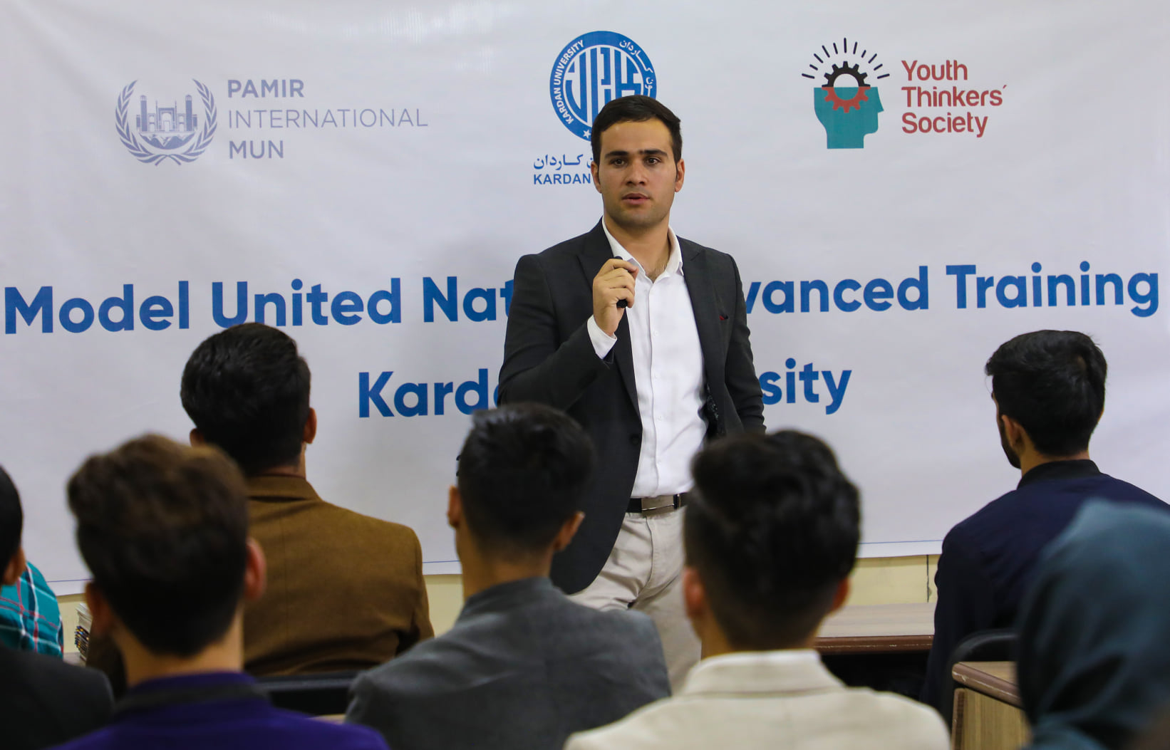 Kardan University Conducts a Training Workshop on Model United Nations (MUN)
