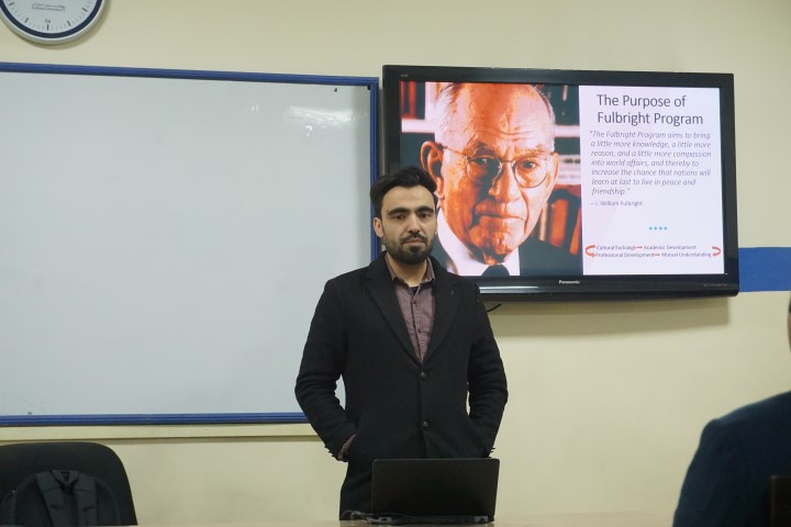 Information Session Held on the Fulbright Student Program