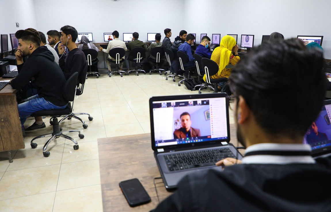 Online Information Session on Volunteerism and Sustainable Development Goals (SDGs) in Afghanistan