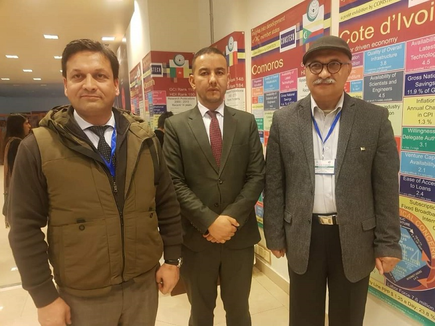 Kardan University Representative Participates the International Workshop on Sustainable Cities: Issues and Challenges of Rapid Urbanization